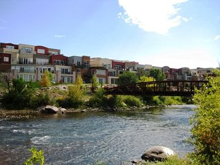 Riverfront Loft 1 Month Rentals