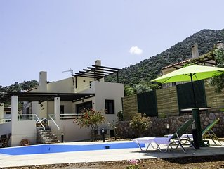 Villa With Pool, With Amazing Sea View, near The Beach And Tavern