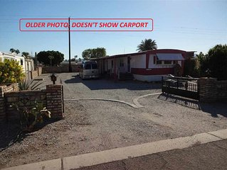 Mobile Home For Rent- Yuma, AZ., Great For Snowbirds