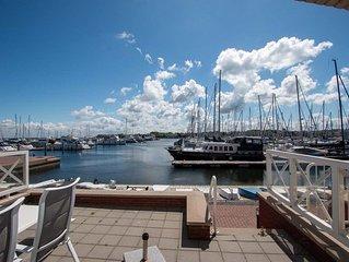 Kabbelaarsbank 4.03  Luxurioses Appartement am Hafen von Port Zelande