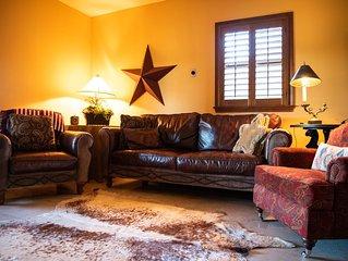 Patio cottage *RockinStarRanch