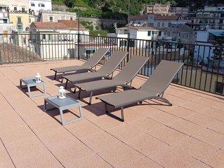 La Casa di Alda- graziosa  casa vacanze nel centro storico di Amalfi