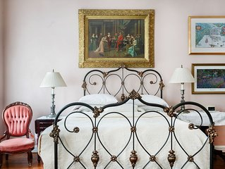 �Charming Townhouse Suite � Steps to Central Park & Madison Avenue Shopping�