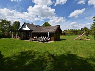 Spacious Holiday Home in Xhoffraix with Lake Nearby