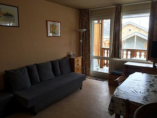 APPARTEMENT ALPE D'HUEZ QUARTIER CENTRE STATION
