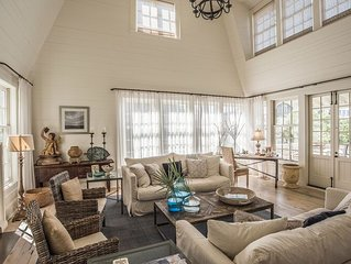 Into The Mystic, 30A Cottages, Partial Gulf views, 3 Night Min., Fall Up to 30%