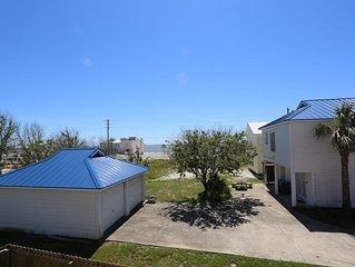 Great Views, Just Across from Beach-200 Steps, Great Value ~ Coral Reef