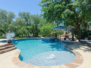 Your Own Private Resort in The Hill Country!!!
