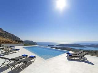 Mountain & Private Beach Villas: Villa EAGLE (with YOUR reserved beach area!)