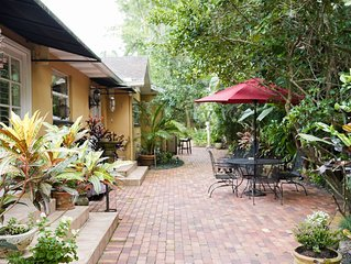 Beautiful Retreat in the Heart of Winter Park - Office, Patio, Hammock & More!