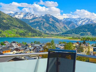 Apartment Konstanzia - premier location, overlooking the town of Zell am See