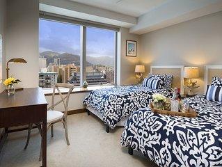 Gorgeous 1 Bedroom at One Ala Moana #1512