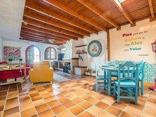 The Frida Kahlo house