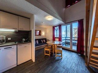 Residences Castor et Pollux*** - 3 Pieces Duplex 6/8 Personnes