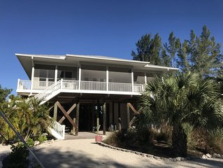 4BR  5 STAR beach home, sun, sand, beach, pool, swim, fish, boat, tennis...