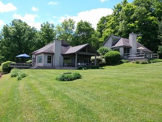 Spectacular 100 Acres On The Shores Of Canandaigua Lake