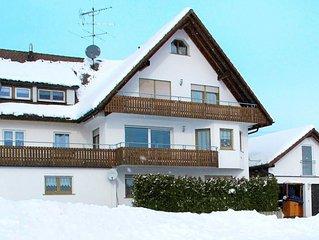 Ferienwohnung Rochelle (RTB100) in Rotenbach - 4 Personen, 2 Schlafzimmer
