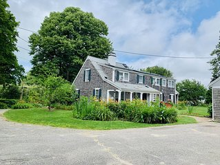 Five Trees Cape Cod Vacation Rental , short drive to beautiful Beaches.