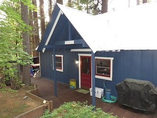 Cozy Cabin With A Short Walk To Fly In Lake/Blue Lake Springs