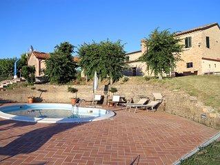 Spacious Villa in Montebello with Swimming Pool
