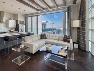 Your Uptown penthouse in the Charlotte Skyline.