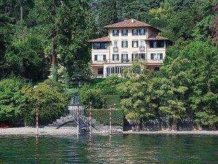 Villa Fulgida: Una elegante ed accogliente villa storica su tre piani dell'800.
