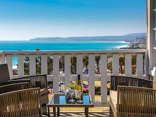 15% OFF MAR! Beach Home w/ Deck, Ocean Views, Steps to Water + More!