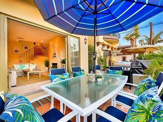 15% OFF MAR! Beautiful Beach Home w/ Rooftop Deck + Walk to Water