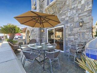 15% OFF MAR! Newport Beach Home, Steps to Sand, Walk to Pier + Boardwalk