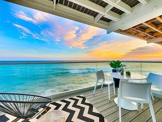 15% OFF to 6/15 - Oceanfront Luxurious Villa w/ Incredible Outdoor Living