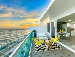 15% OFF to 6/15 -Oceanfront Home w/ Luxury Accommodations+Endless Views