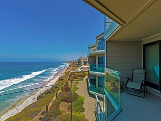 20% OFF JULY - Oceanfront w/ Sweeping Views, Pool, Spa + Tennis Court