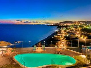 Luxury Oceanfront Condo, Amazing View, Location + Pool