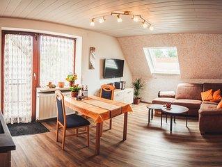Ferienwohnung, 42qm, 1 Schlafzimmer, max. 2 Personen
