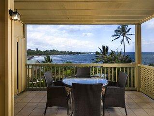 Hana Kai Maui - Oceanview 'Kaʻuiki' (Unit #101) Corner - Amazing View!