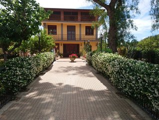 September Special - Villa Sicels - Gateway to Sicily - Perfect all Year Round