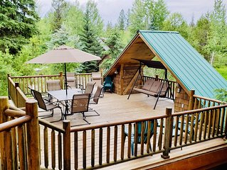 FALL SPECIALS!! - CHARMING MCCALL CABIN-Very Close to Downtown/Lake/Skiing