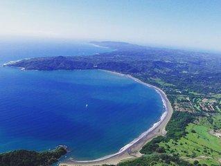 Costa Rica Golf Villa ... Steps to Beach!  Recently featured on HGTV!  Sleeps 6!