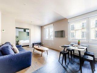 Appartment de design dans le 17th arrondissement