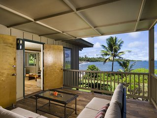 Hana Kai Maui - Oceanfront 'Keanini' (Unit #3) 100' From The Water's Edge