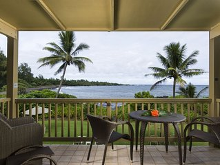 Hana Kai Maui - Oceanfront 'Popolana' (Unit #2) 100' From The Water's Edge