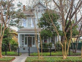 Architect-renovated 3000sf home, historic KWilliam