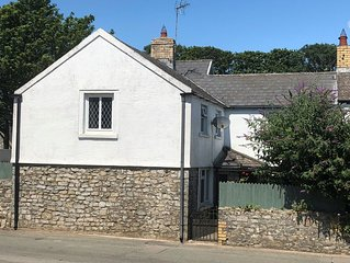 Charming four double bedroom stone-built cottage in beautiful Vale of Glamorgan