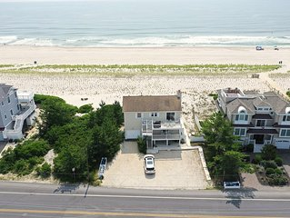 Oceanfront single family home 4Br 2Ba family friendly, quiet, uncrowded beaches