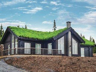 4 Zimmer Unterkunft in Sjusjoen