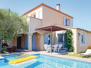 3 Zimmer Unterkunft in Aigues-Mortes