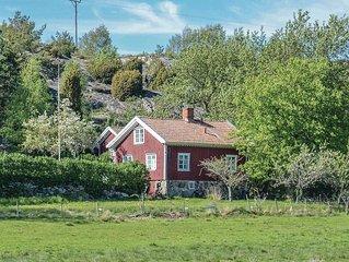 2 Zimmer Unterkunft in Grundsund