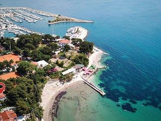 4 Zimmer Unterkunft in Split