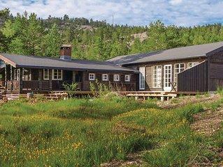 5 Zimmer Unterkunft in Treungen