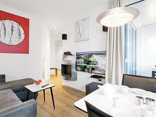 1 Zimmer Unterkunft in Lübeck Travemünde